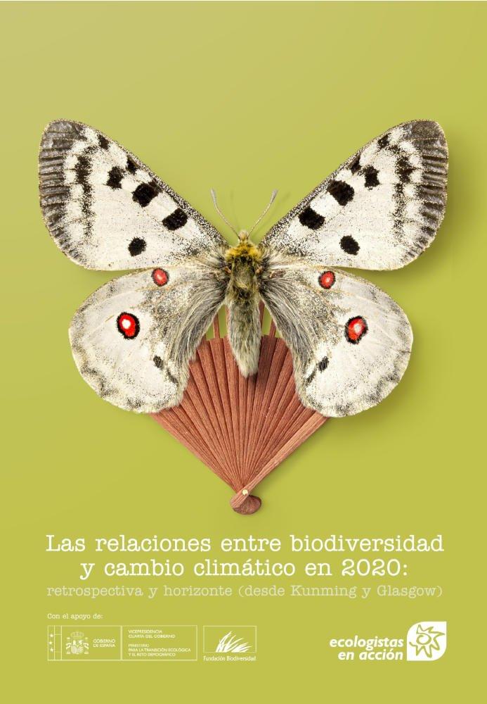 Las relaciones entre biodiversidad y cambio climático en 2020