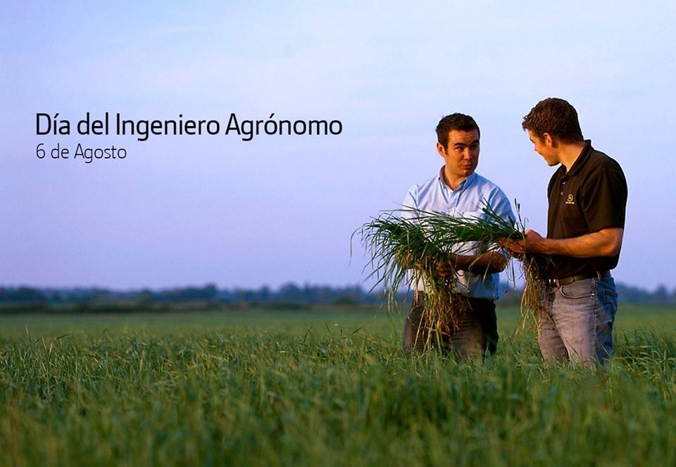 Feliz día del ingeniero agrónomo y el medico veterinario
