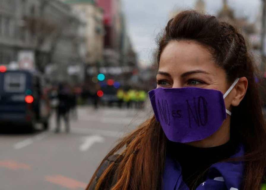 "Georgina Monge: ""Una mirada feminista a la Covid-19"""