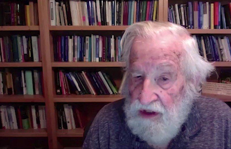 Chomsky i Trump