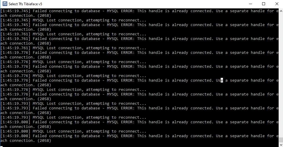 [Problema] Error en consola Tibiaface v5 protocolo 8.60 ESGaA7R