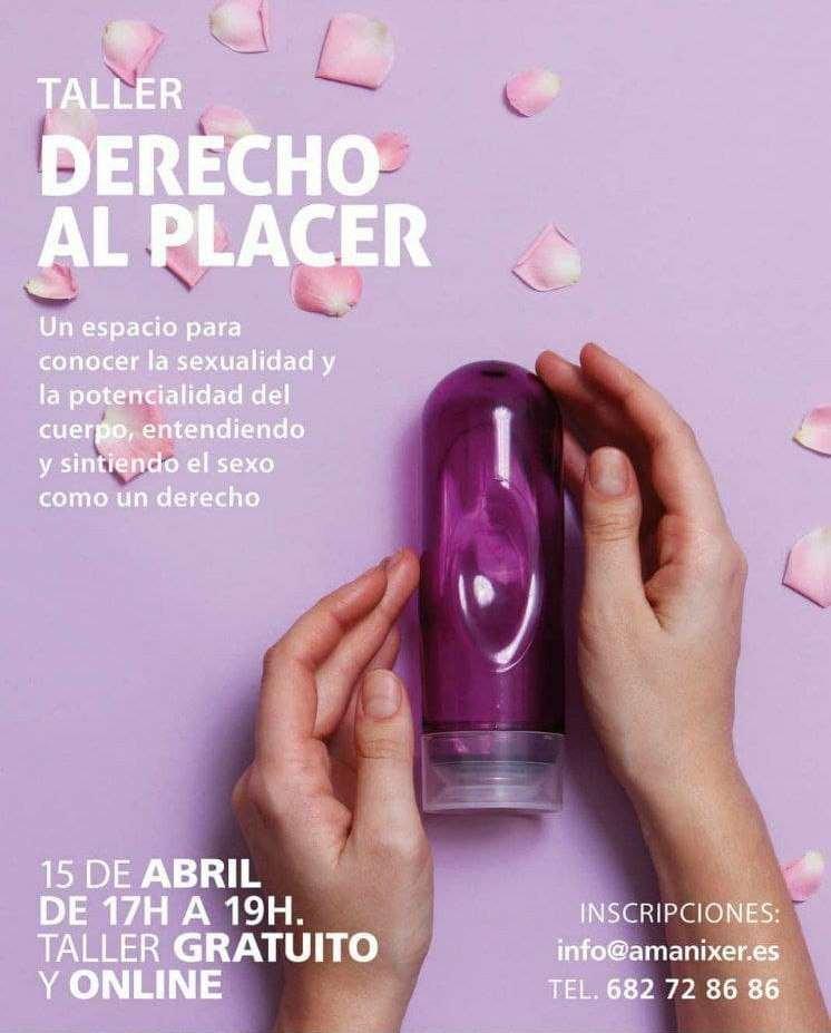 Taller: Derecho al placer (15-04-21)