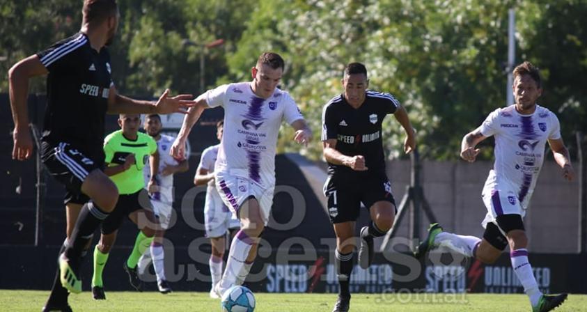 Deportivo Riestra 1 Villa Dalmine 1 - Primera Nacional 2019/20 (Fecha 21) - Vídeo QSNnYyb
