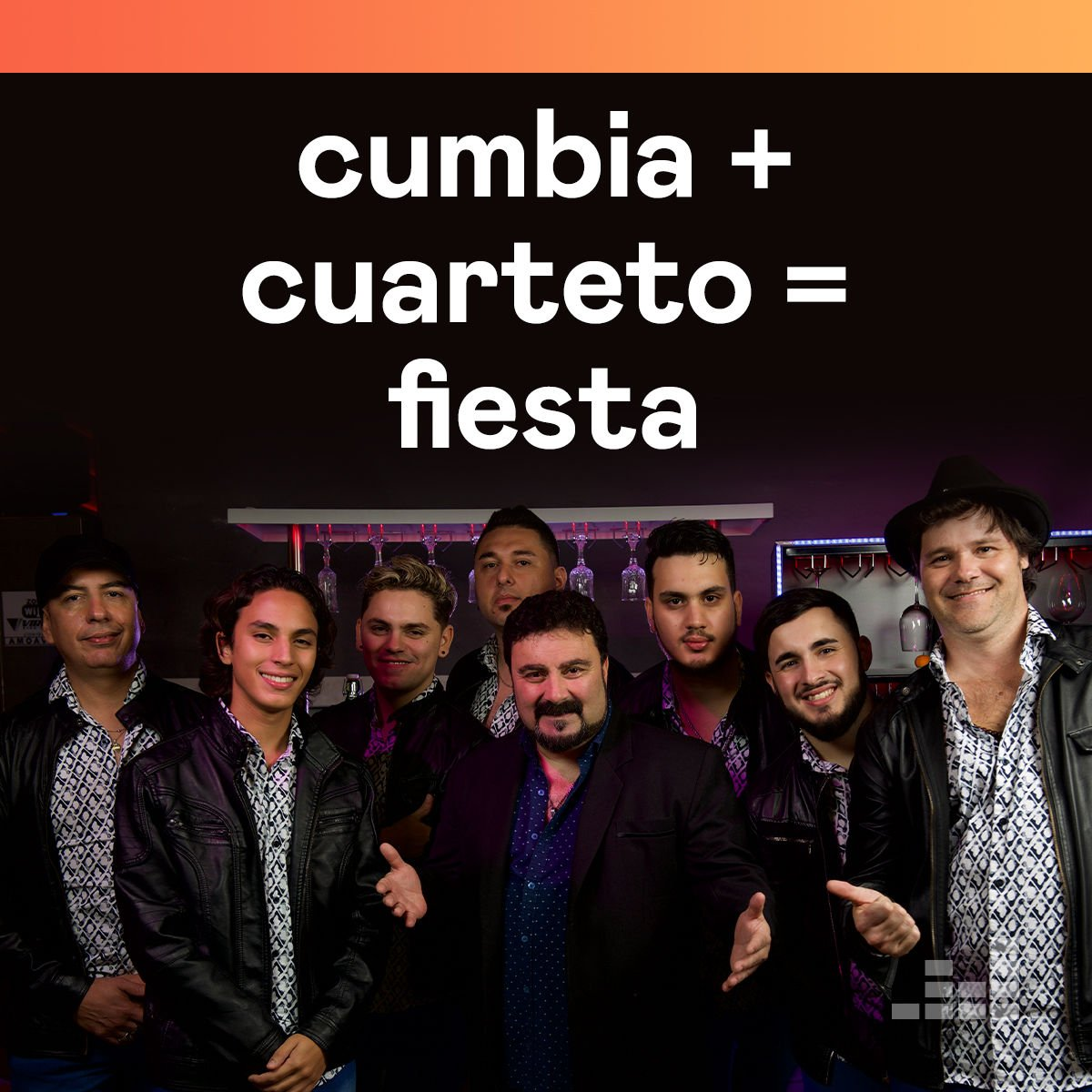 Cumbia + Cuarteto = Fiesta