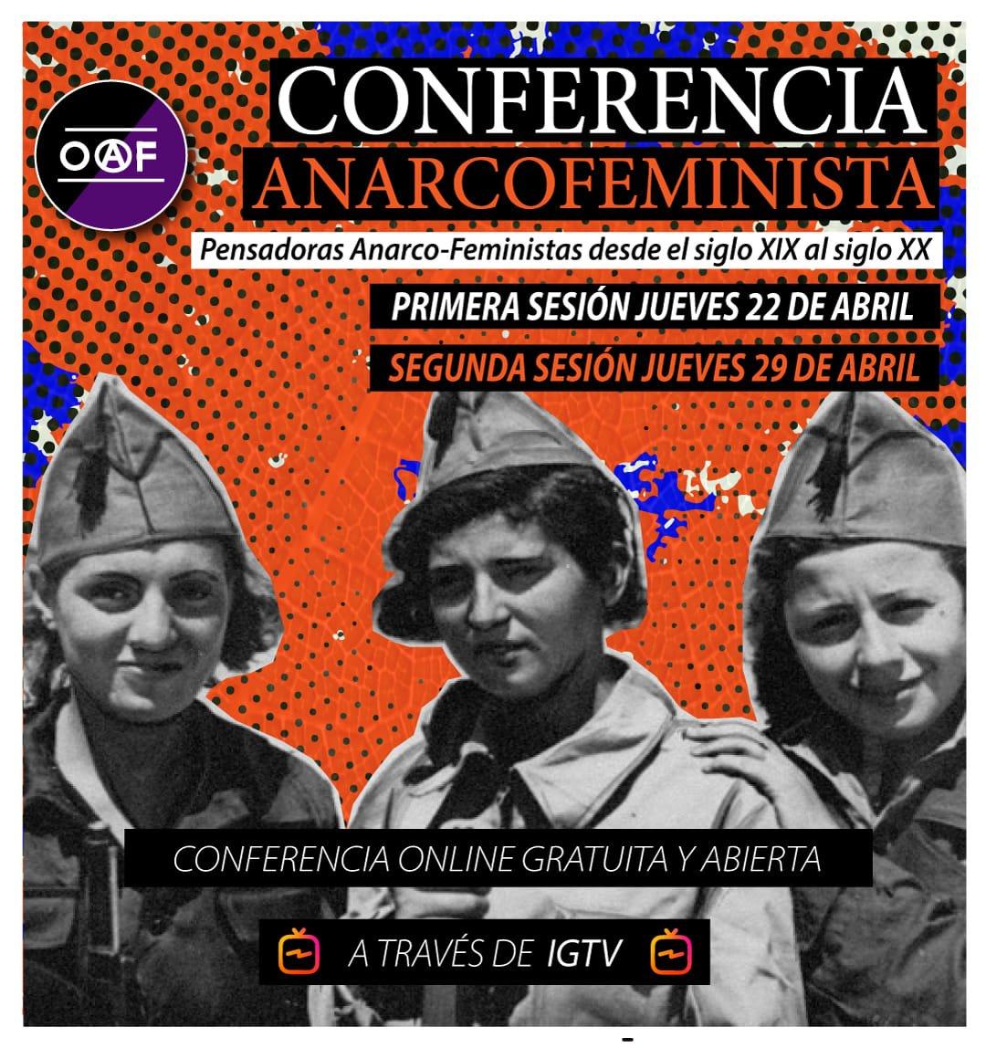 Conferència anarcofeminista