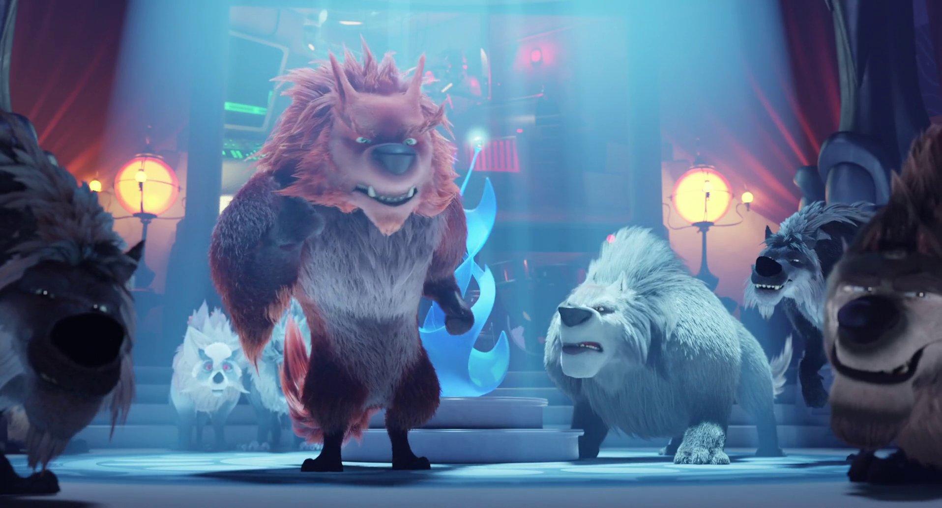 Exploradores P2p Ver Tema 100 Wolf Pequeno Gran Lobo 2020 Animacion
