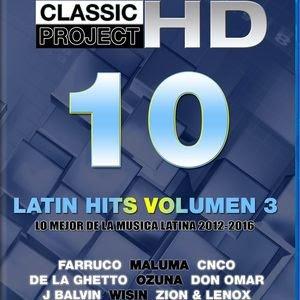 Classic Project  HD Vol 10: Latin Hits 3 (Videomix)