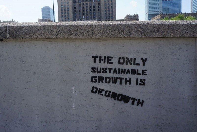 Decrecimiento: nuevas raíces para la economía