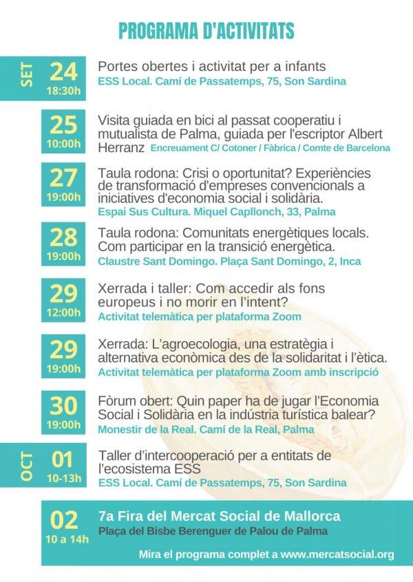 III Setmana d'Economies Transformadores