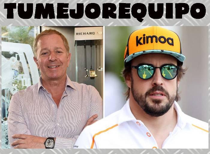 """Martin Brundle: """"Me pareció en Mónaco que Alonso no seguirá en F1"""" 0ibCXjT"""