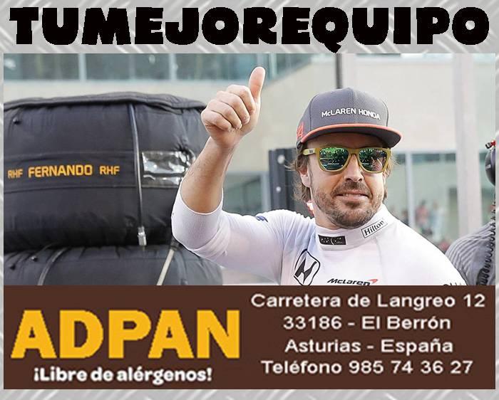 """Fernando Alonso:""""Estoy muy contento con la dirección que llevamos para 2018"""" 102r43w"""