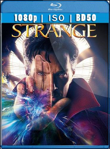 Doctor Strange 2016 [BD50] [Latino]
