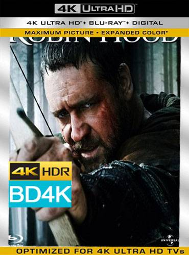 Robin Hood 2010 [BD4K] [Latino]