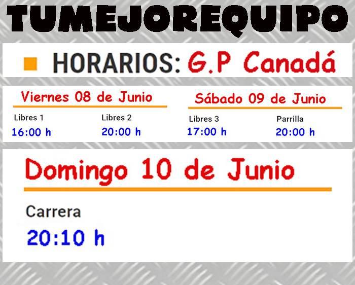 Gran Premio de Canadá 26yHjl5