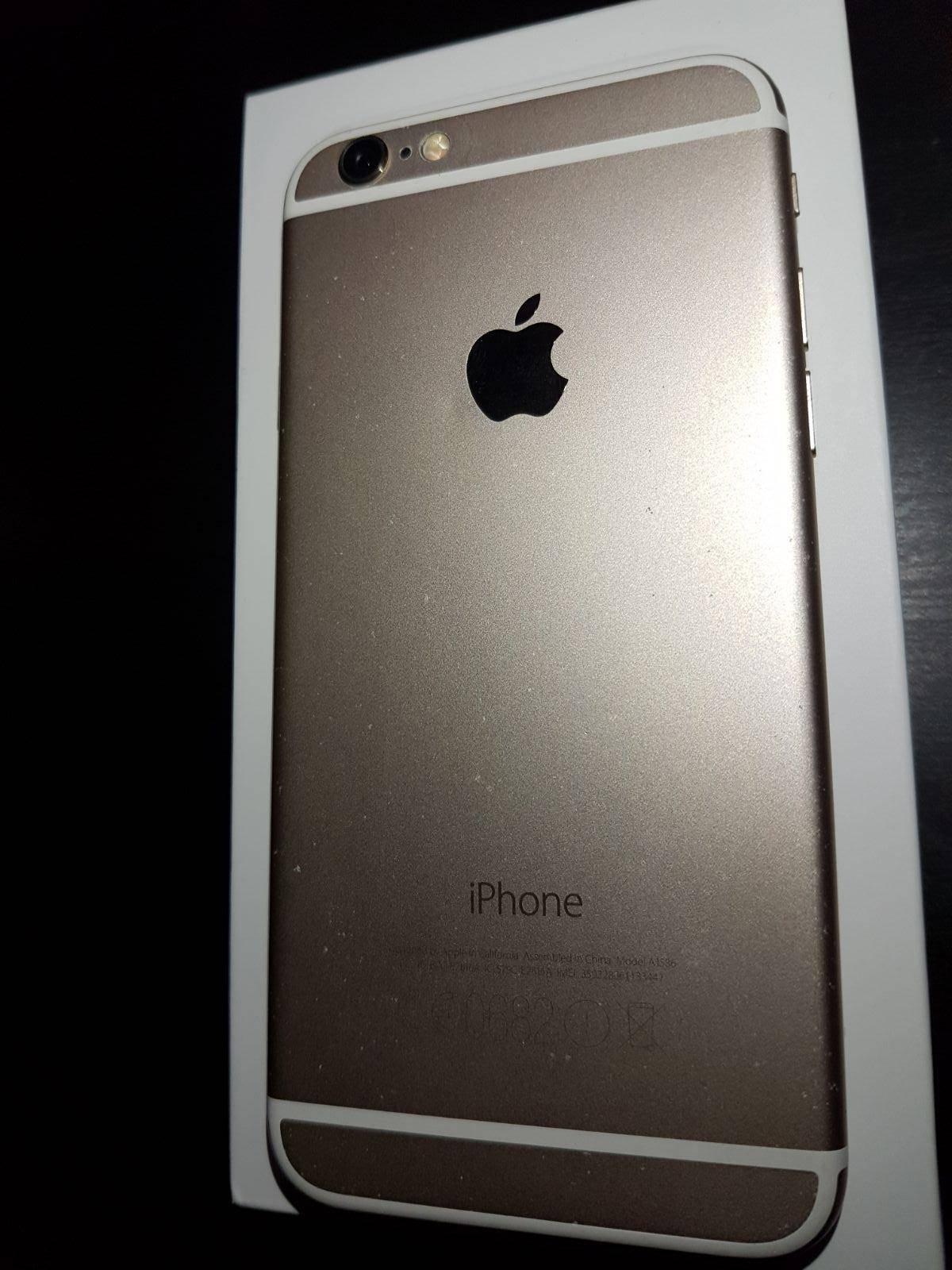 Vendo iphone 6 gold 16gb barato enlace directo al for Puerta wonder woman