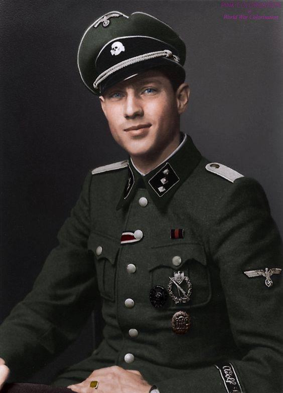 Insignias de cuello de las Waffen SS - Foro Segunda Guerra