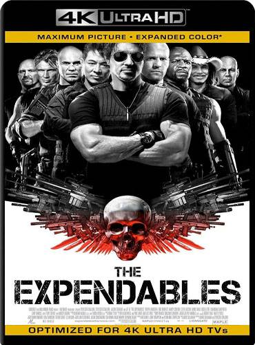 The expendables 2010 [BD4K] [Latino]