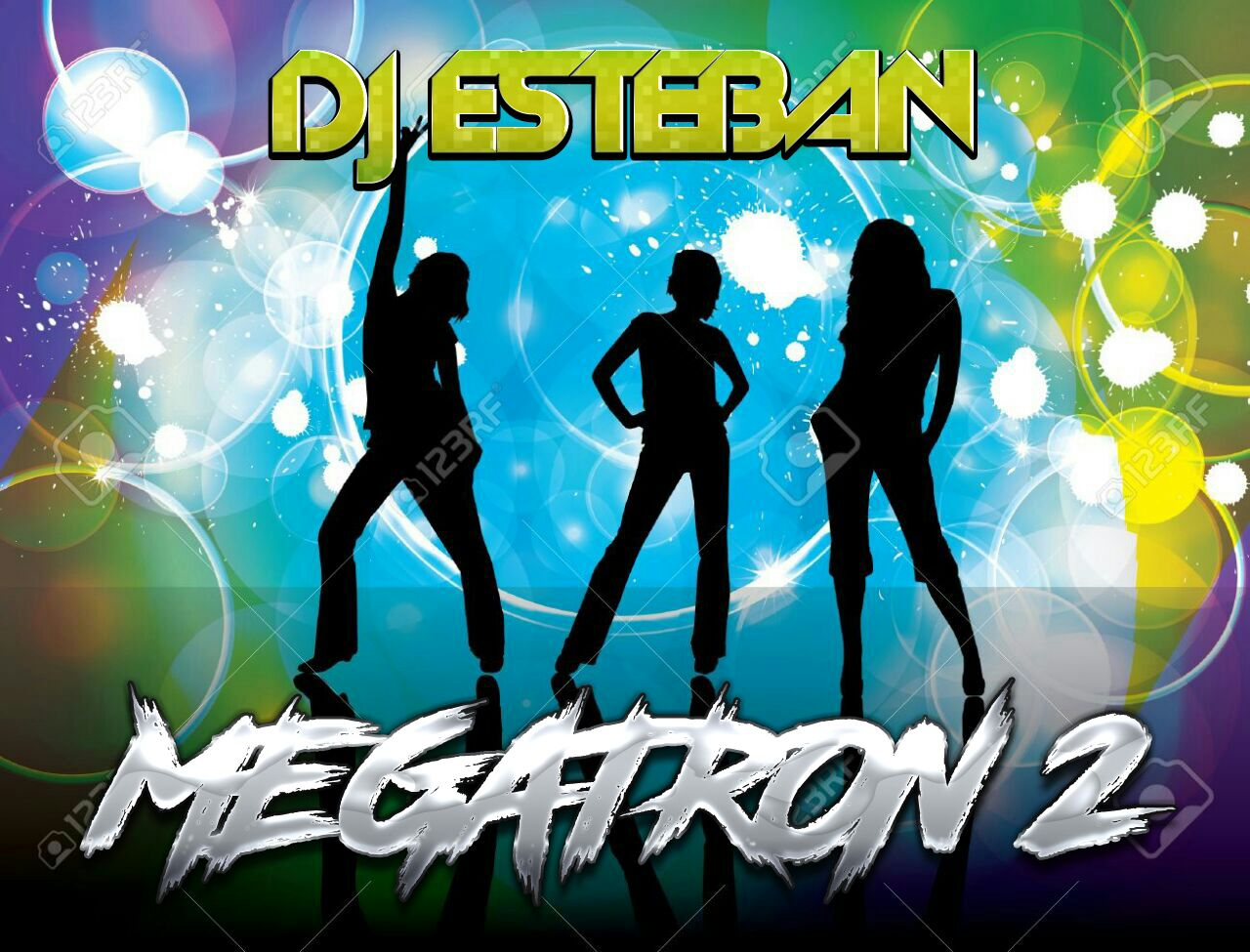 MEGATRON 2 FELICES FIESTAS DJ ESTEBAN