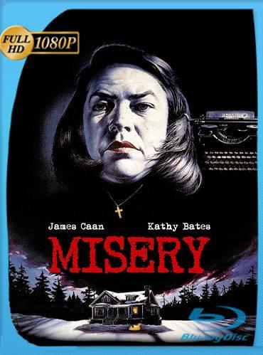 Misery 1990 [1080p BRrip] [Latino-Inglés]