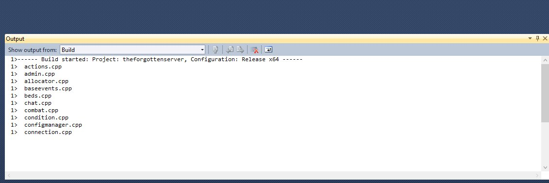 Guia Amigable compilacion de OTServ 10.10 3BOwgrz
