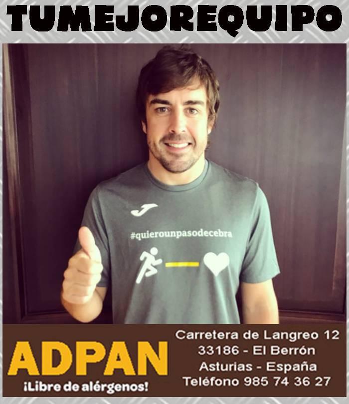 Carrera solidaria en el circuito de Fernando Alonso por Nochebuena 4iESkMH
