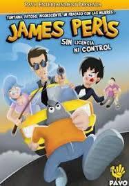 James Peris: Sin Licencia ni Control 4wuc5jS