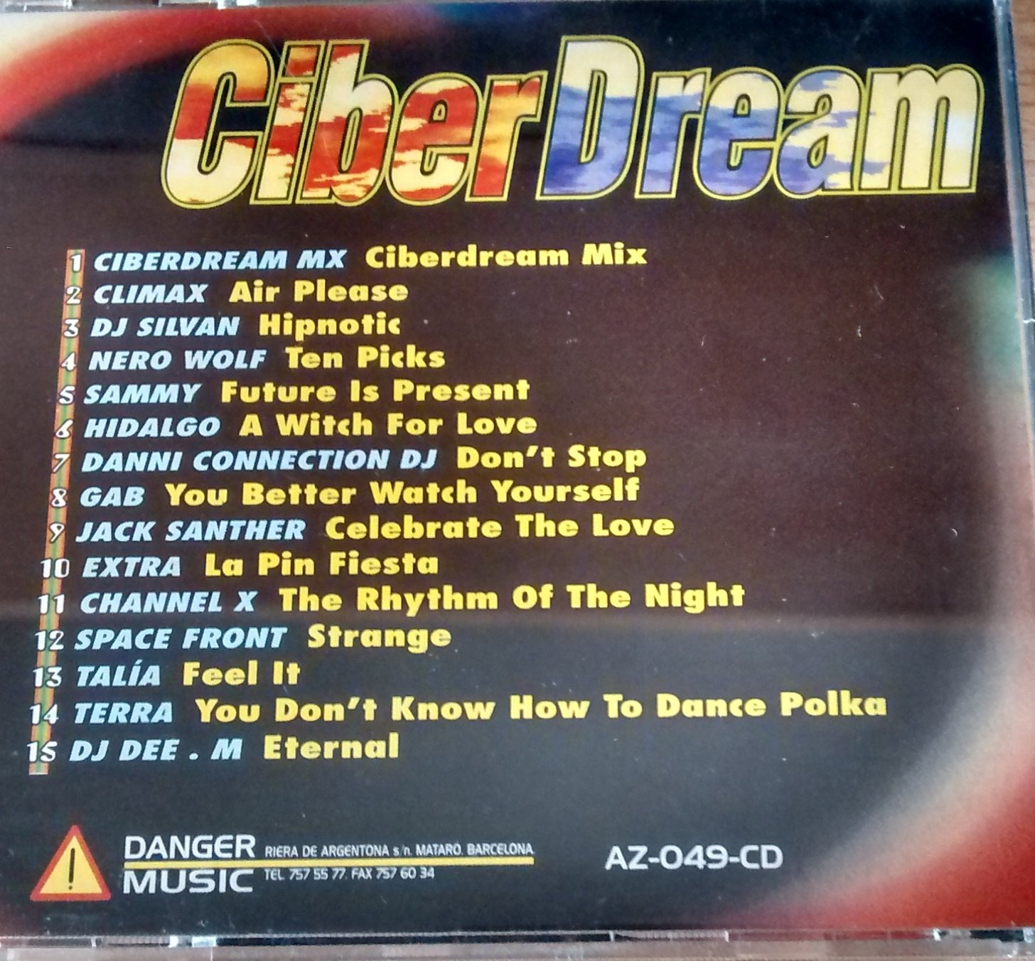 ciberdream mix 1996 5Wfph2E