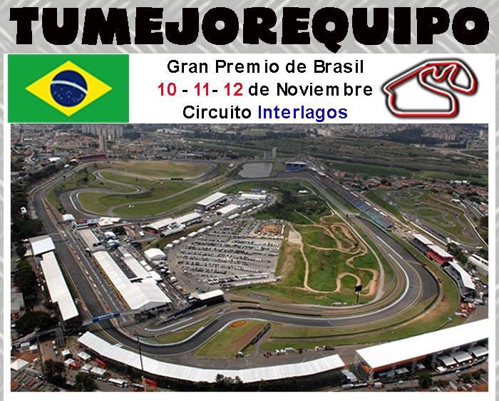 Gran Premio de Brasil - Previo 5pvdg1f