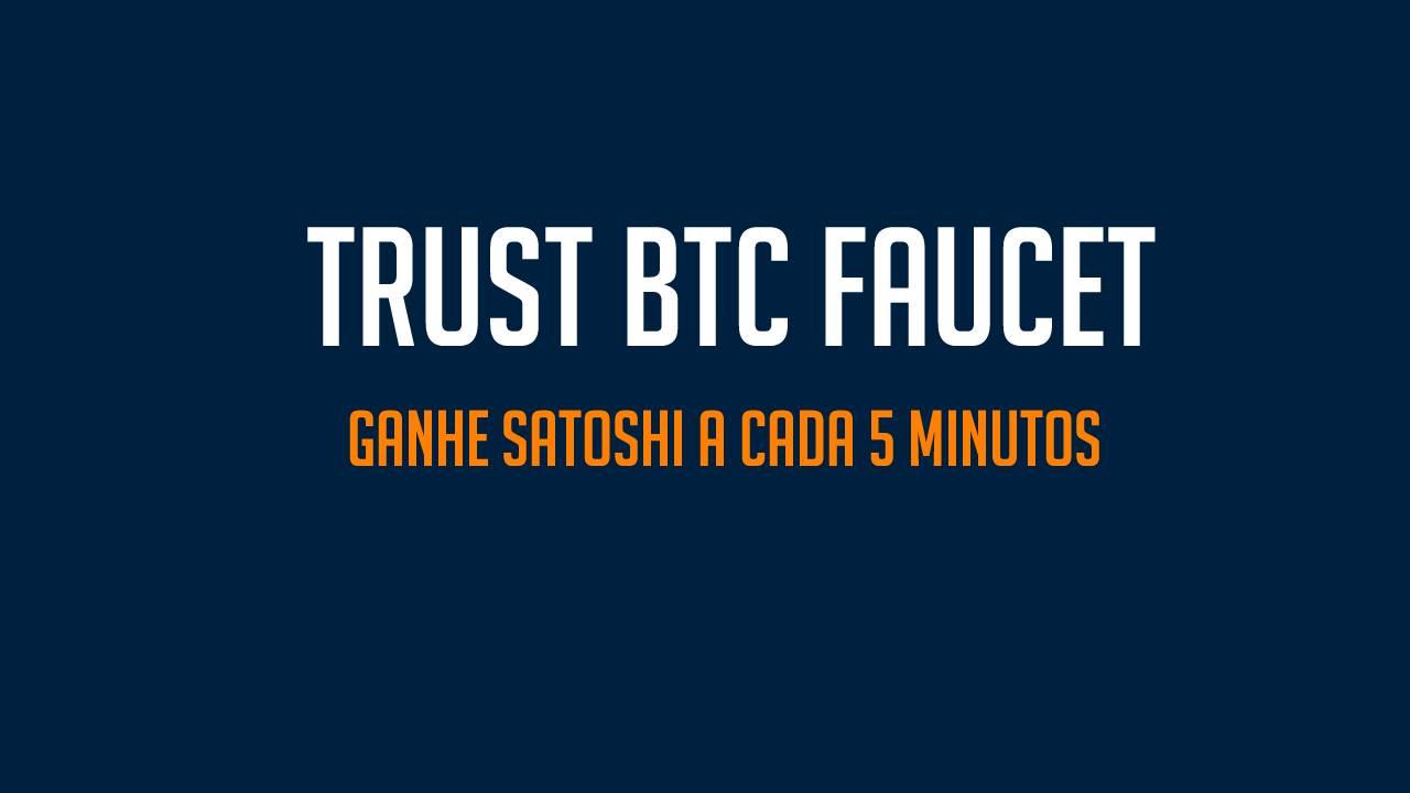 TrustBtcFaucet