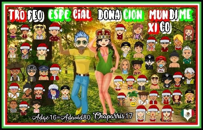 TORNEO ESPECIAL MUNDIMEXICO!!
