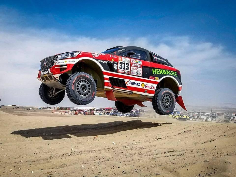 2018 40º Rallye Raid Dakar Perú - Bolivia - Argentina [6-20 Enero] - Página 5 6qBASgm