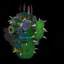 (3) Plantas vs. Zombies -modelos base. 7EF8Yvk