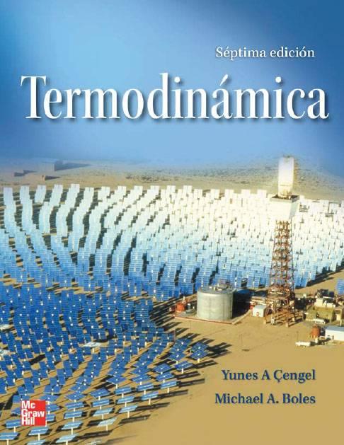 Termodinámica - Çengel, Boles [pdf]
