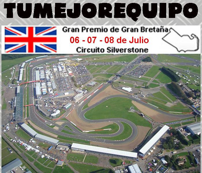 Gran Premio de Gran Bretaña 985A4Dt