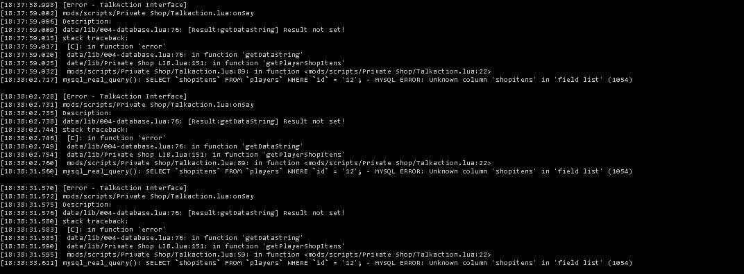 [MOD + system] Private Shop V.2 (tu player en un npc) - Página 2 9GBjtWq