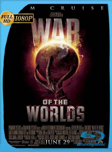 War of the worlds 2005 [1080p BRrip] [Latino-Inglés]