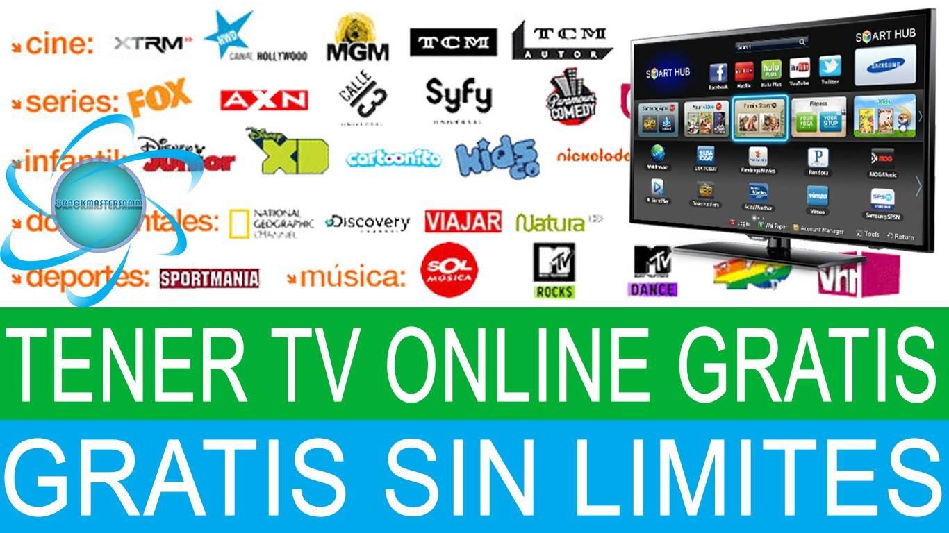 TELEVISION GRATIS ONLIN