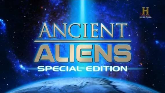 Alienígenas Ancestrales - Edición Especial (2016)