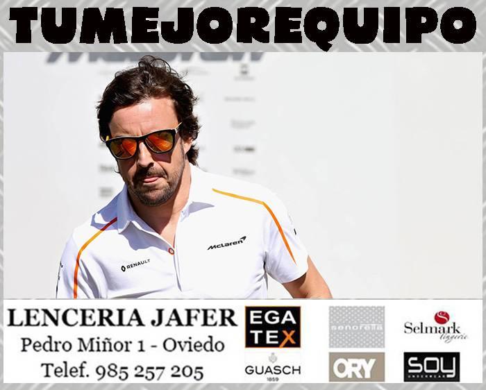 """Fernando Alonso:""""Es difícil vivir sin ganar; mi vida se basa en la competición"""" AieKcN3"""