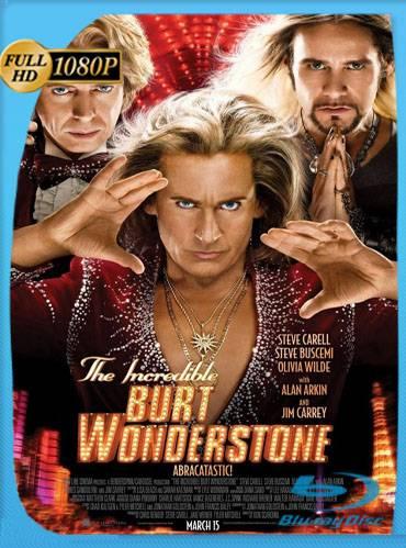 The incredible Burt Wonderstone 2013 [1080p BRrip] [Latino-Inglés]