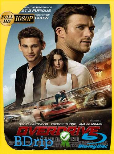 Overdrive 2017 [1080p BDrip] [Latino-Inglés]