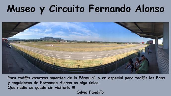Un día en el Museo y Circuito Fernando Alonso CLdam9N
