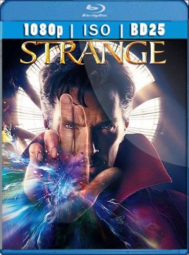 Doctor Strange 2016 [BD25] [Latino]