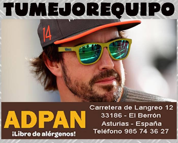 Fernando Alonso se hace el asiento del McLaren-Renault CalkrO7