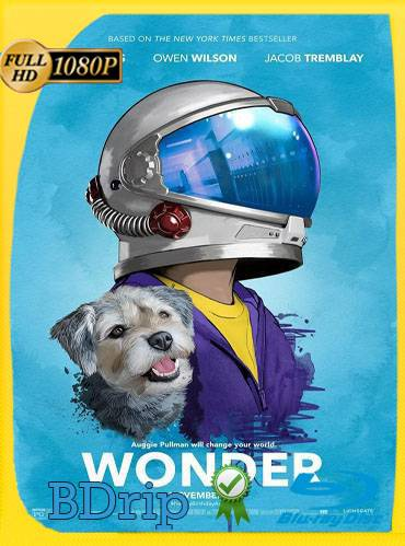 Wonder 2017 [1080p BDrip] [Latino-Inglés]