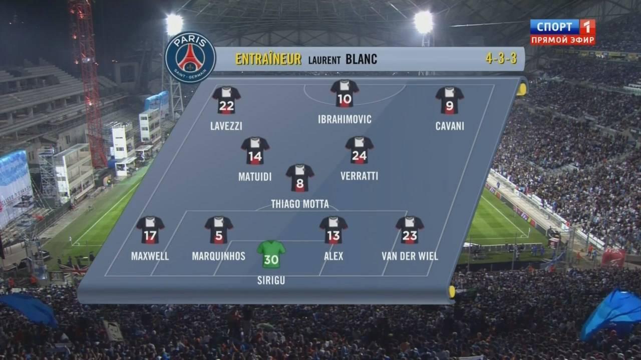 Ligue 1 2013/2014 - J9 - Olympique de Marsella Vs. Paris Saint-Germain (720p) (Ruso) DTVs9nK
