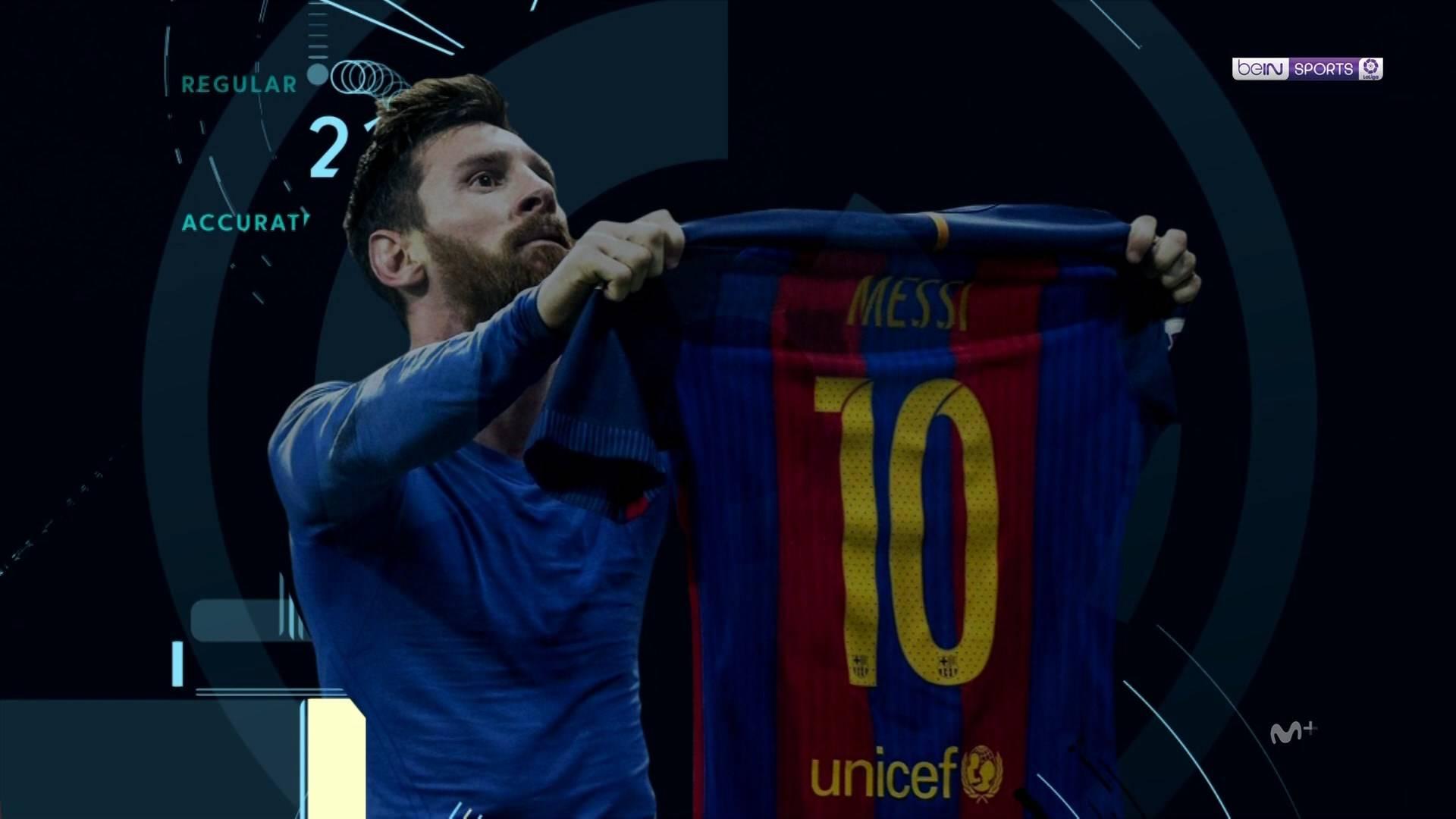 Messi, Pichichi de LaLiga 2016/2017 (1080i) (Castellano) DyGitnj