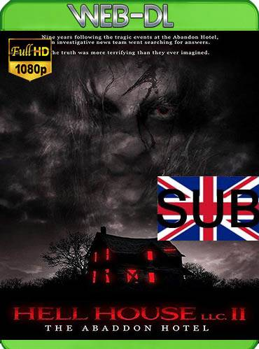 Hell house LLC II . The Abaddon hotel 2018 [1080p WEB-DL] [Subtitulado]