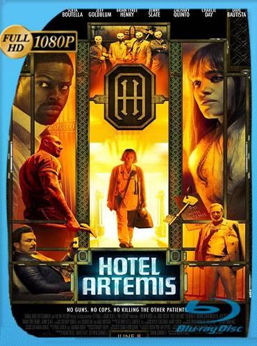 Hotel artemis 2018 [1080p BRrip] [Latino-Inglés]