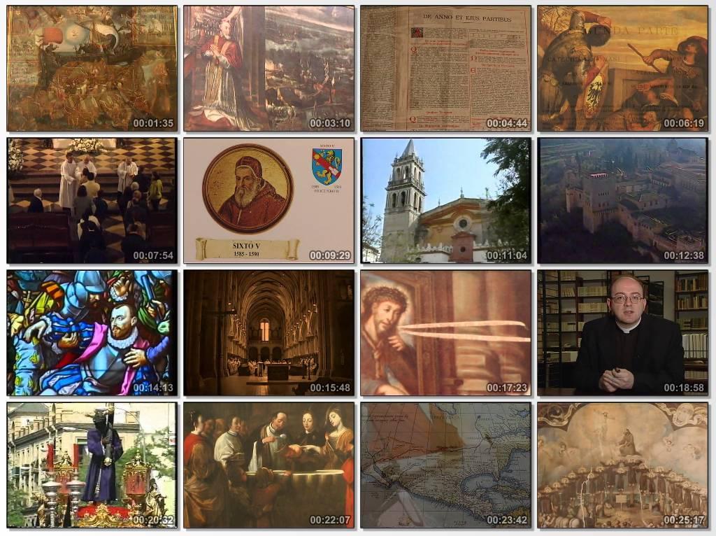 Historia de La Iglesia (2008)[WebRip 480p][Castellano]